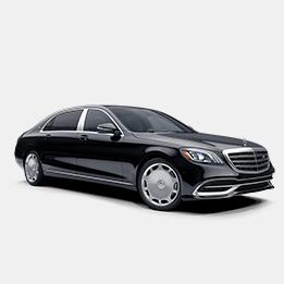 Mercedes Class S / 3 places